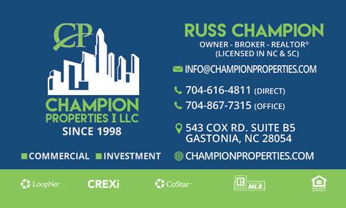 Champion Properties